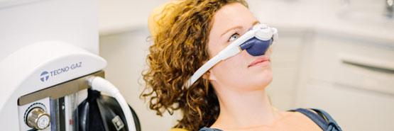 Dentacare Leistungen Lachgassedierung